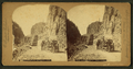 Golden Gate, westward, Yellowstone National Park, from Robert N. Dennis collection of stereoscopic views.png