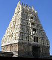 Gopuram of Belur Temple, Karnataka1.jpg