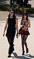 Goth guy and girl - Flickr - Sergey Galyonkin.jpg
