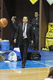 Toshihiro Goto Japanese basketball player