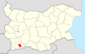 GotseDelchev Municipality Within Bulgaria.png