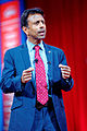 Governor of Louisiana Bobby Jindal at CPAC 2015 by Michael S. Vadon 16.jpg