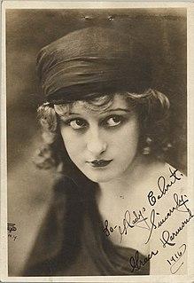 Grace Darmond American actress