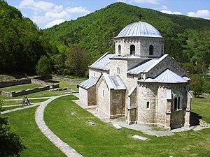 Gradac Monastery - Gradac