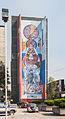 Grafiti en una casa del Eje Central Lázaro Cárdenas, México D.F., México, 2013-10-16, DD 30.JPG