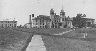 National Register of Historic Places listings in Walsh County, North Dakota - Image: Grafton State School