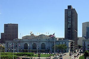 Fox Plaza (San Francisco) - Image: Grahamauditorium