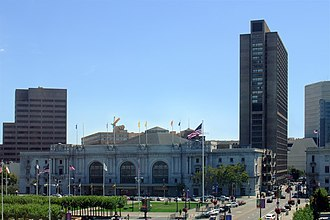 Civic Center, San Francisco - Image: Grahamauditorium
