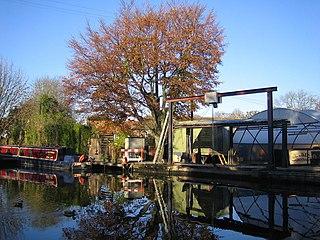 Bourne End, Hertfordshire Human settlement in England