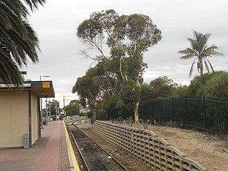 Grange railway line - Image: Grange Railway Station (5511328137)