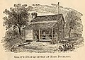 Grant's headquarters at Fort Donelson.jpg