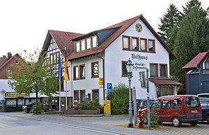 Grasellenbach - Town hall