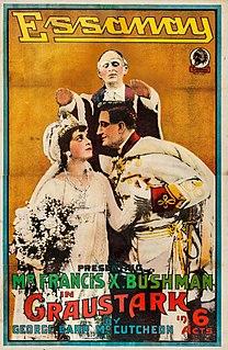 <i>Graustark</i> (1915 film) 1915 film by Broncho Billy Anderson, Fred E. Wright