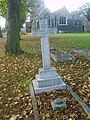 Gravestone for Pte Fred Drury - geograph.org.uk - 583769.jpg