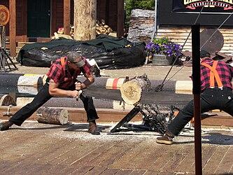 Great Alaskan Lumberjack Show crosscut saw 2.jpg