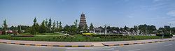 The Big Wild Goose Pagoda of Xī'ān, China