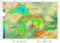 Great Lakes bathymetry map 2.png
