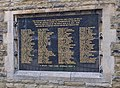 Great War Memorial Tablet - St. Peter's Church - geograph.org.uk - 464427.jpg