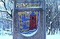 Grenzstein von Flensburg, nach Glücksburg, Bild 2.jpg