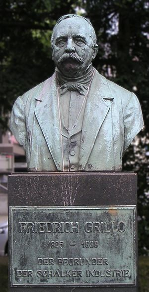 Friedrich Grillo