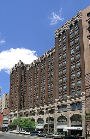 The Albert (Detroit) - Image: Griswold Building Detroit