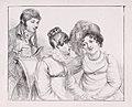 Group of three figures, man and two women Met DP890247.jpg