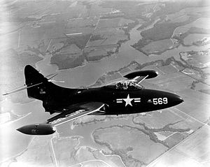 Grumman F9F-2 tenth prod aircraft.jpg