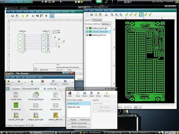 Electronic Circuit Design Simulation Free Download
