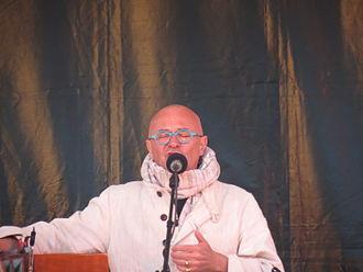 Yann-Fañch Kemener - Yann-Fañch Kemener in concert in Guérande.
