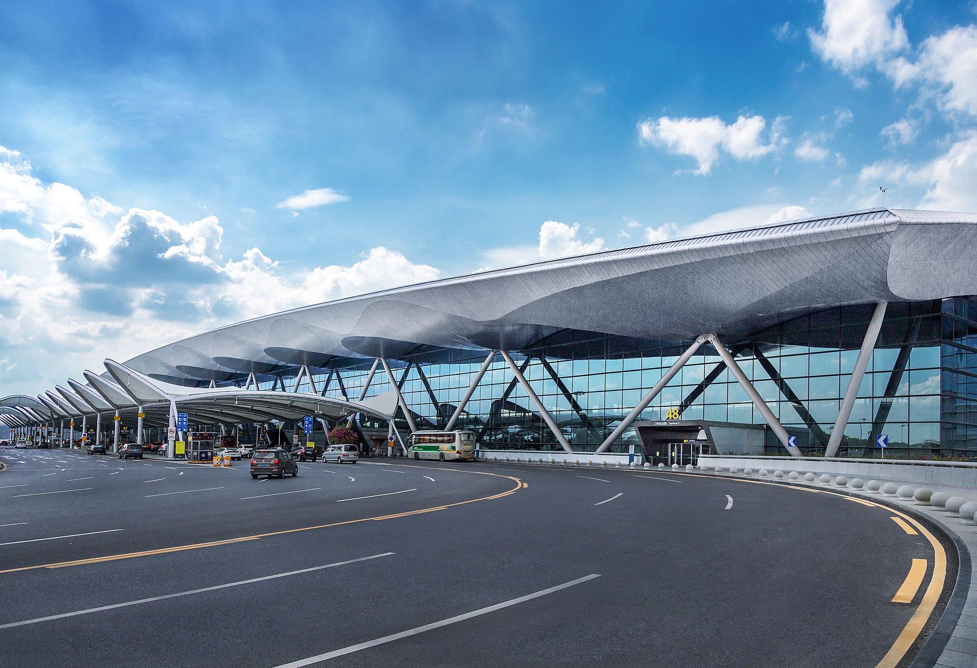 Guangzhou Baiyun International Airport Terminal 2.jpg
