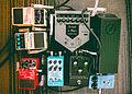 Guitar Pedalboard - Stone Oak, San Antonio, Texas (2015-02-26 by Nan Palmero).jpg