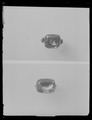Guldring med peridot, 1600-tal - Livrustkammaren - 53675.tif