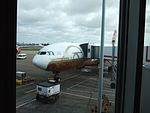 Gulf Air waiting to be boarded.jpg