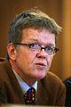 Gunnar Wetterberg, samhallspolitisk chef SACO, deltar i paneldebatt om den nordiska valfarden.jpg