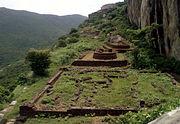 Gurubhaktulakonda Buddhist Monastery Remnants at Ramatheertham