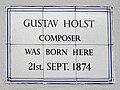 Gustav Holst (Cheltenham) 2.jpg