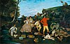 Gustave Courbet - The Hunt Breakfast - WGA5468.jpg
