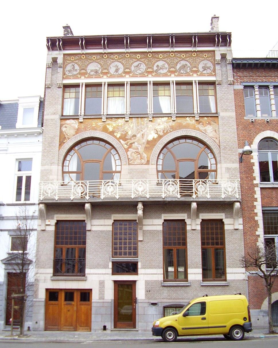 Hôtel Ciamberlani 2007