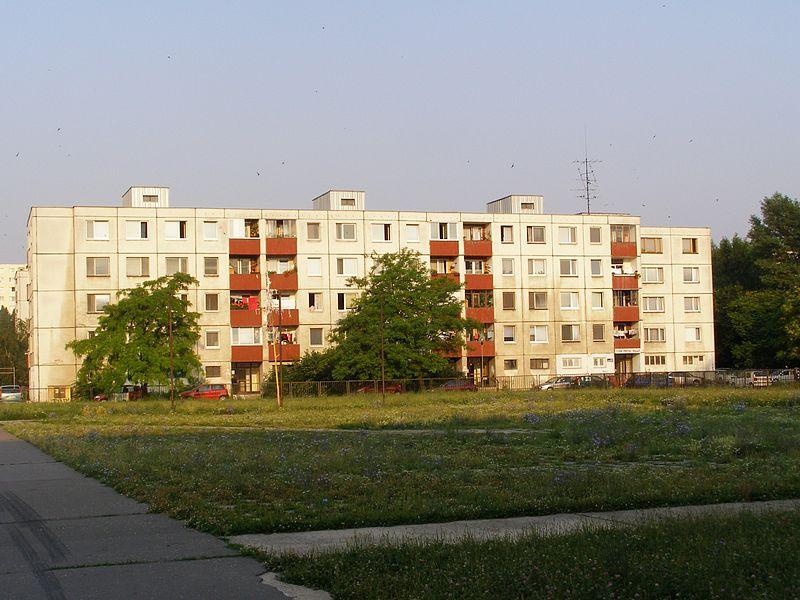blok mieszkania na wynajem