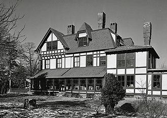 Emlen Physick Estate - Image: HABS Emlen Physick Estate