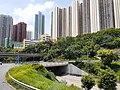 HK 城巴 619 CityBus 遊車河 tour view 觀塘區 Kwun Tong District 藍田 Lam Tin 鯉魚門道 Lei Yue Mun Road June 2020 SS2 27.jpg
