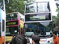 HK Chai Wan Cemeteries Cape Collinson bus 389 and 388.JPG