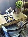 HK ICC Imperial Cullinan showflats 西九龍 瓏璽 房展 示範單位 study room table armchair July-2011.jpg