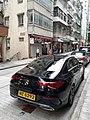 HK SYP 西營盤 Sai Ying Pun 高街 High Street sidewalk carpark automobile April 2020 SS2 04.jpg