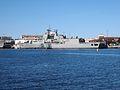 HMAS Ballarat at FBE September 2012 2.JPG