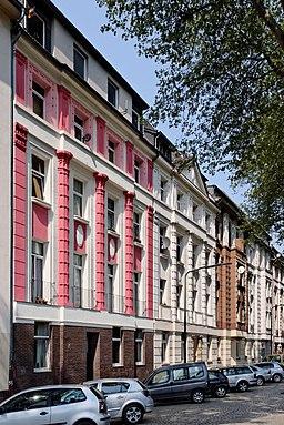 Gustav-Poensgen-Straße in Düsseldorf