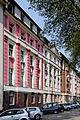 Haeuser Gustav-Poensgen-Strasse 9 bis 15 in Duesseldorf-Friedrichstadt, von Suedosten.jpg