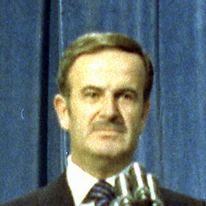 Syrian presidential election, 1978 - Image: Hafez Al Assad 1977