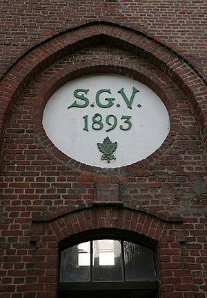 Sauerländischer Gebirgsverein - Observation tower Karlshöhe in Halver.