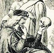 Hamlet, auf Sinnsuche mit Yoricks Schädel